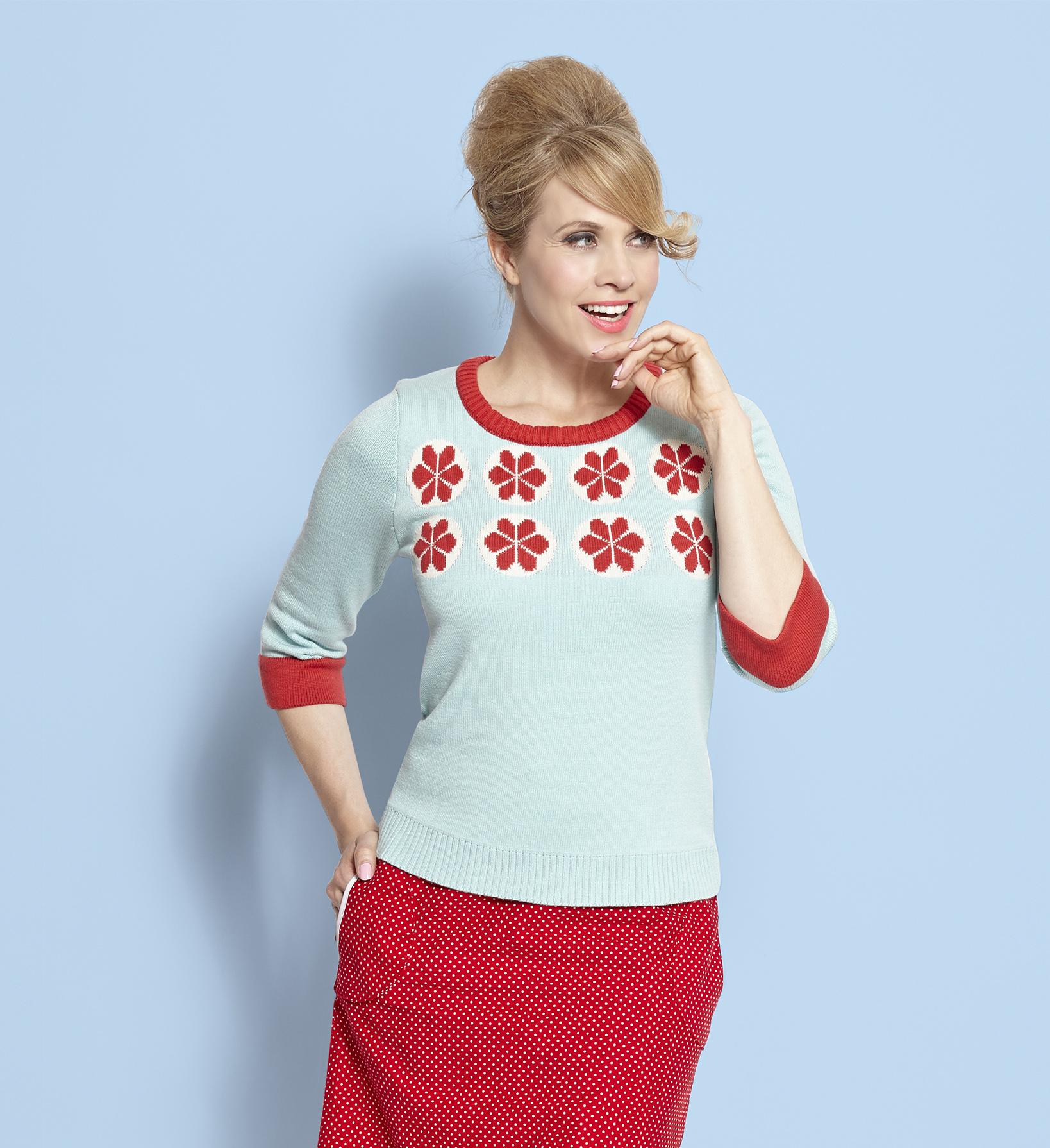 Tant Sofia-Ibiza tröja, Margot