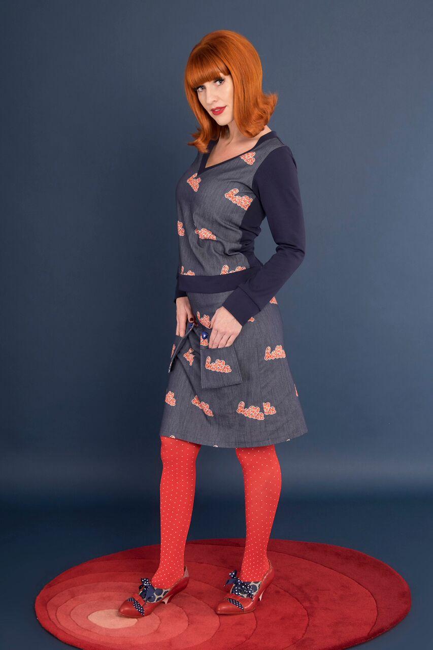 Tant Sofia-Jamland kjol, Margot