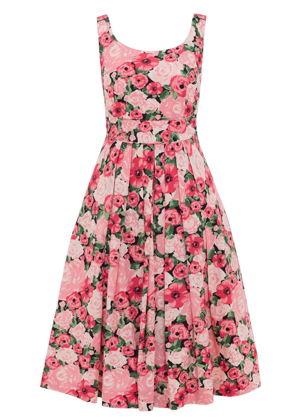 Tant Sofia - Isobel dress - Paris Rose Garden, Emily anf Fin
