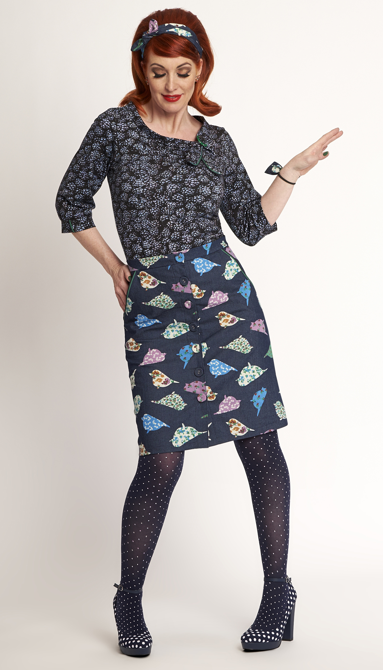 Tant Sofia-Nightingale kjol, Margot