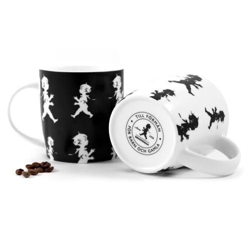 Kaffekopp från Solstickan