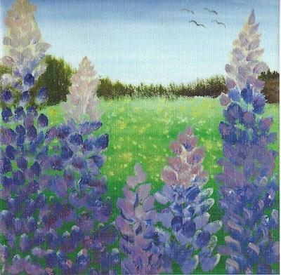 Blomsterprakt/Floral splendor - Blomsterprakt/Floral splendor