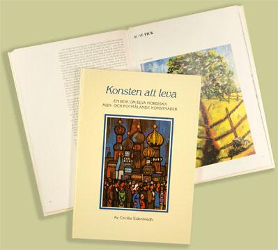 Bok/Book: Konsten Att Leva - Bok/Book: Konsten Att Leva