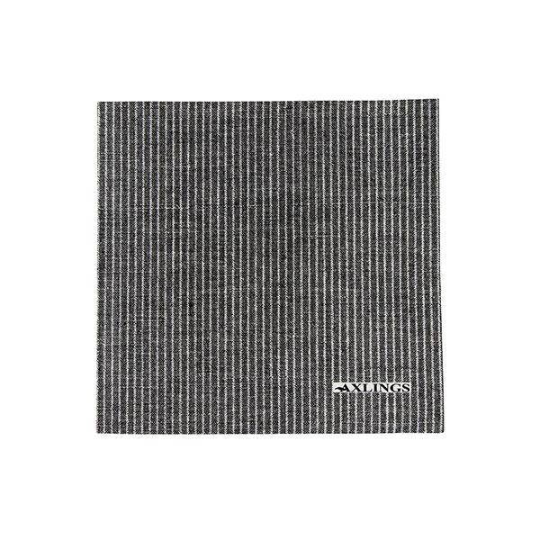 Pappserv svart vit