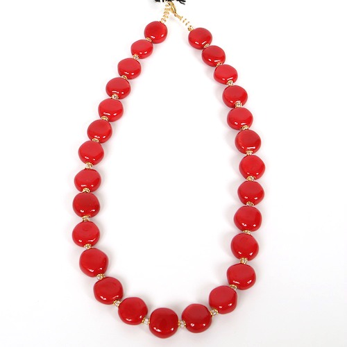 Shale:Tombola - Bright Red 18