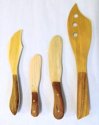 Smör, Ost& Tårtkniv/Butter, Cheese& Cake Knife - 13 cm Ostkniv/Cheese knife