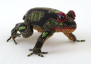 Dekorationer/Decorations - Groda/Frog - Groda/Frog: Mossgrön/Moss Green