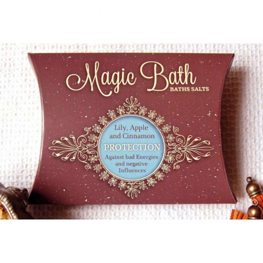 Magic Bath Protection