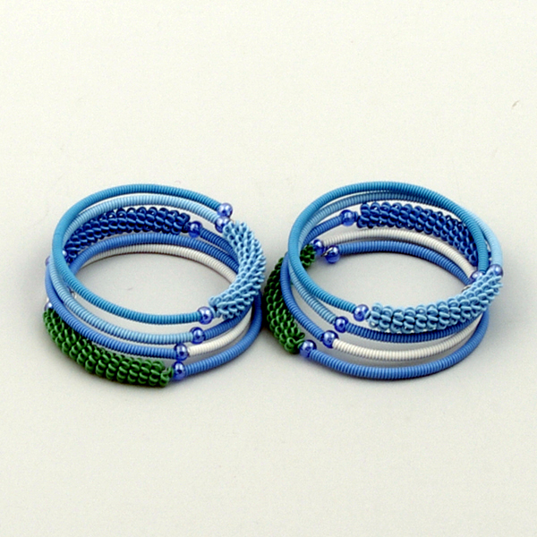 Armband Blue Summer S