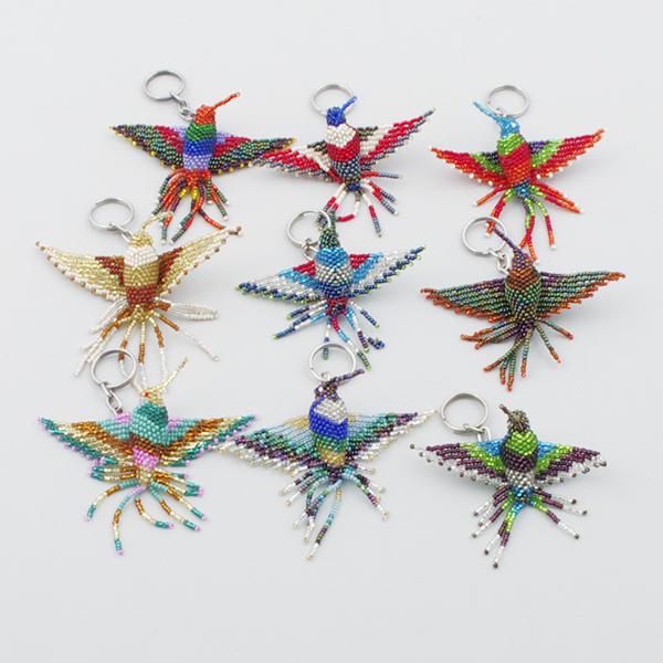 Nyckelring Kolibri