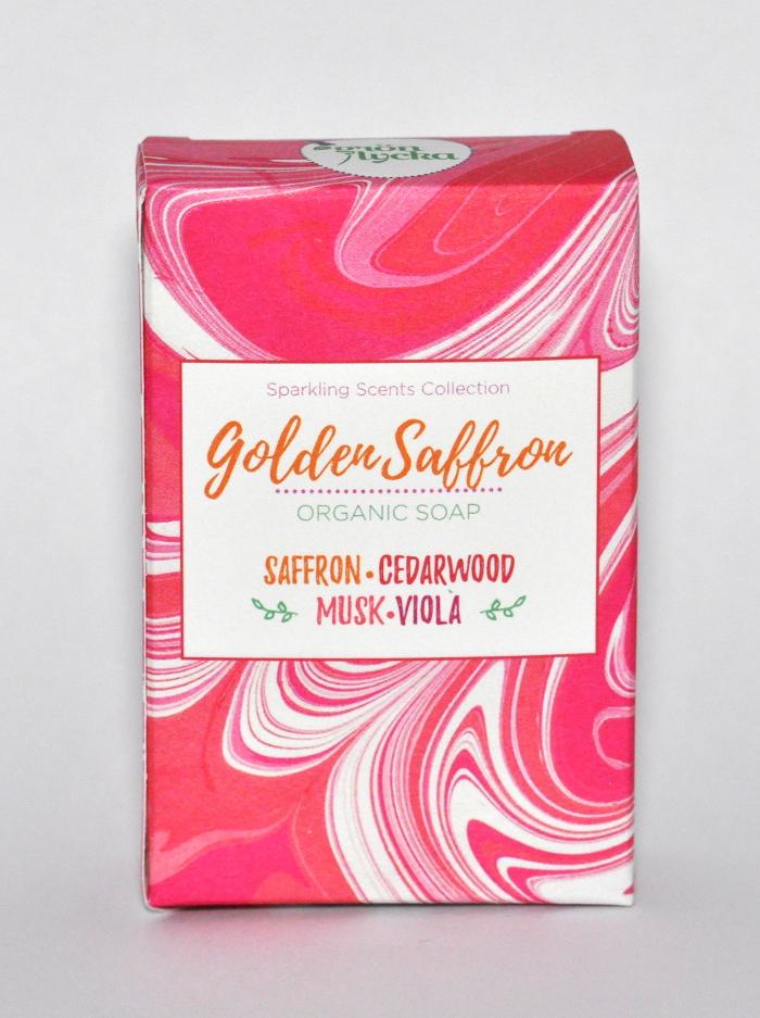 ekotvål golden saffron