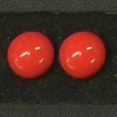 Örhängen Rosso Orange