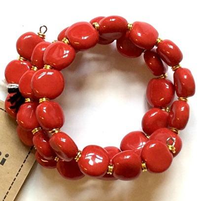 Bracelets smarty - Bright Red