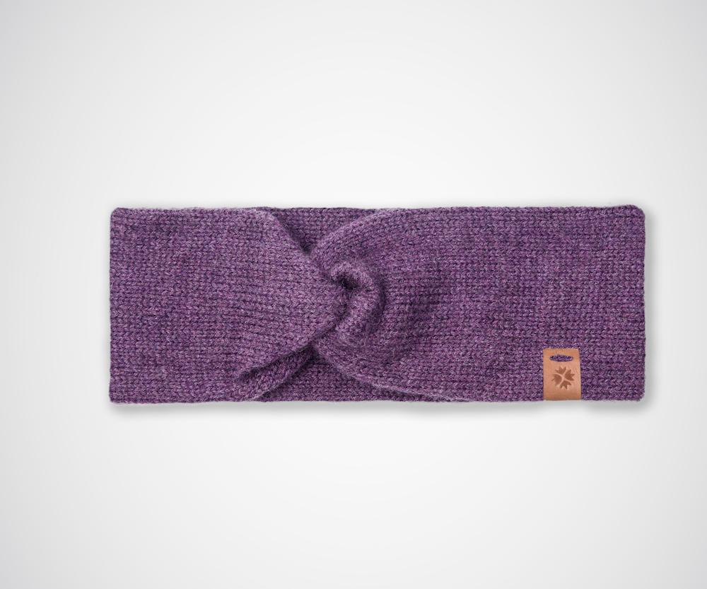 Märit Pannband Royal Purple