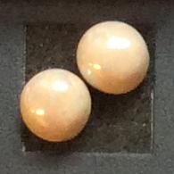 Örhängen - Vivid Orange