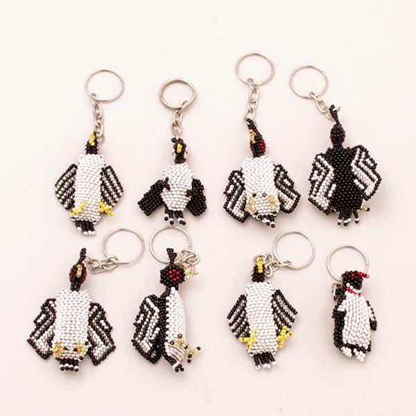 Nyckelring Pingvin