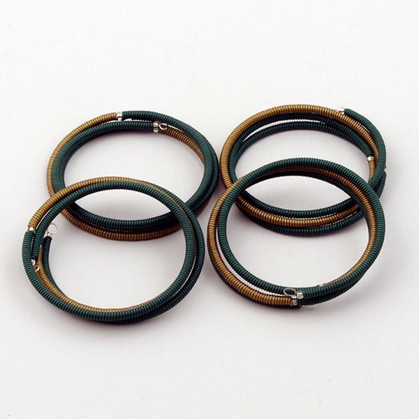Armband Green Tiles XS