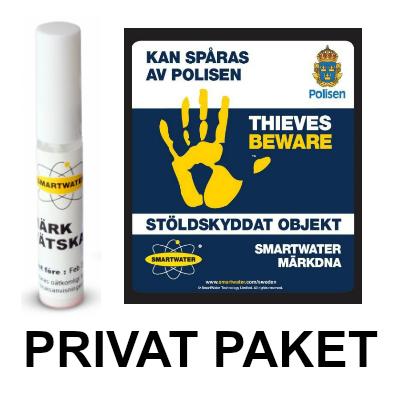 Smartwater privat paket