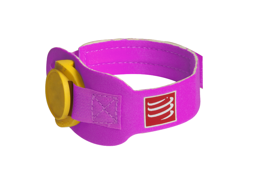 Timing Chip Strap - Pink
