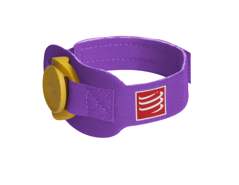 Timing Chip Strap - Purple