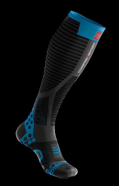 Full_Sock_UltraLight_Black_Frontview