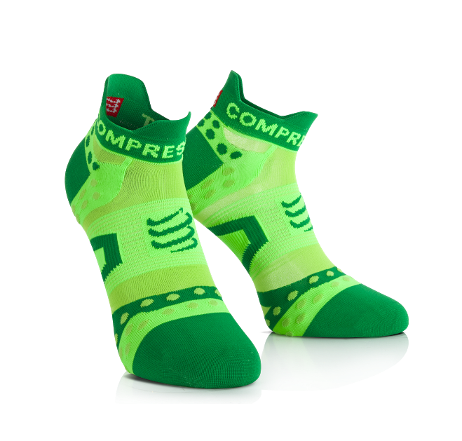 ProRacing Socks UltraLight - Run Low - Green