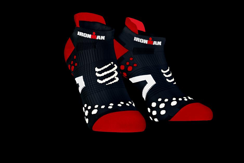 ProRacing Socks V2.1 Run Low - Ironman MDot Black