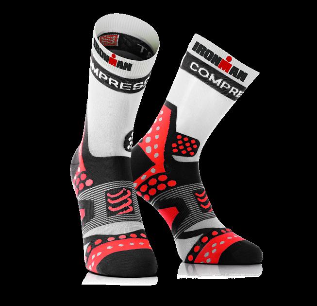 ProRacing Socks V2.1 UltraLight Run - Ironman MDot Black