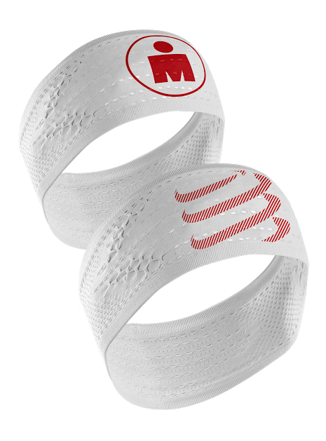 HeadBand OnOff - Ironman White