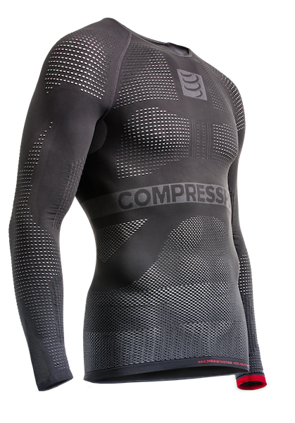 ON-OFF Multisport Shirt - LS - Grey