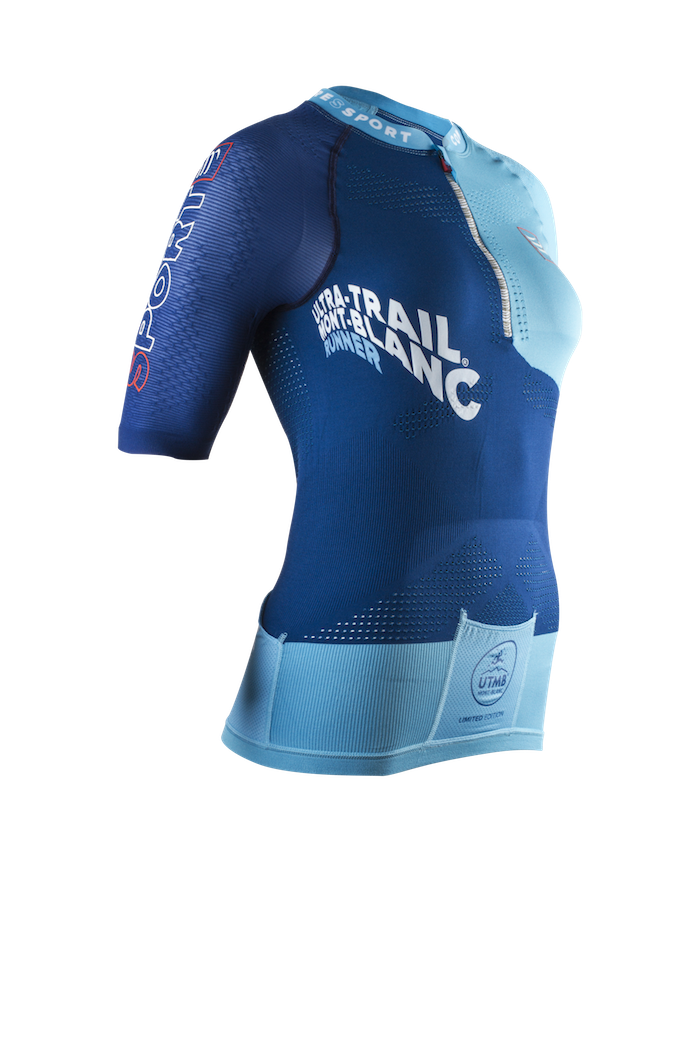 Ultra-Trail Shirt W - UTMB 2016 kopia
