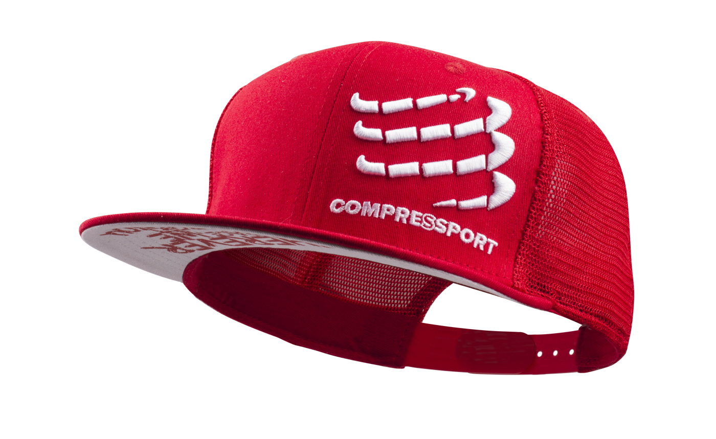 Trucker Cap - Red