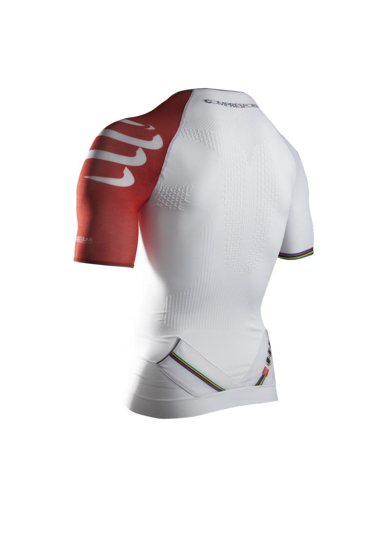 Pro Racing Triathlon Shirt White 01 kopia