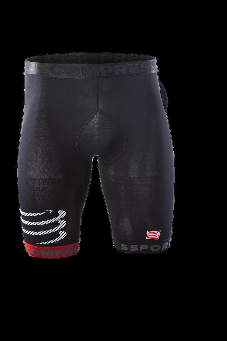 UW Multisport Short v1 - Black 01 kopia