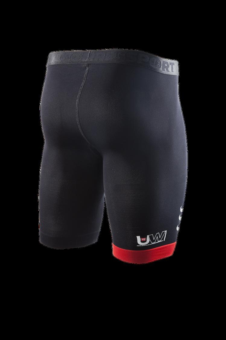 UW Multisport Short v1 - Black 03 kopia