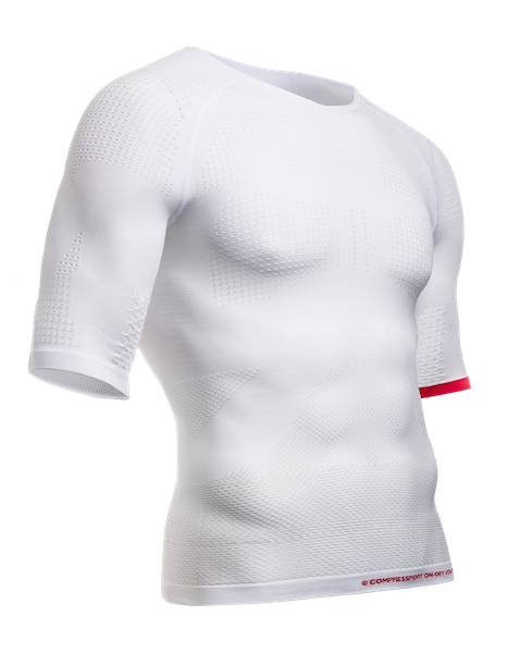 ON-OFF Multisport Shirt - SS - White