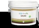 Eco Proffs Grund Vit - Eco Proffs Grund 3 L