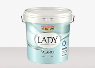 LADY Balance - LADY Balance Vit 0,68L