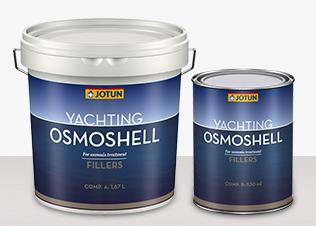 Osmoshell - Osmoshell A+B 2,5L