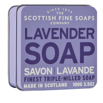Scottish Fine Soap, LAVENDER