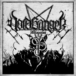 VOIDHANGER - 'THE ANTAGONIST' mCD - CD jewel case
