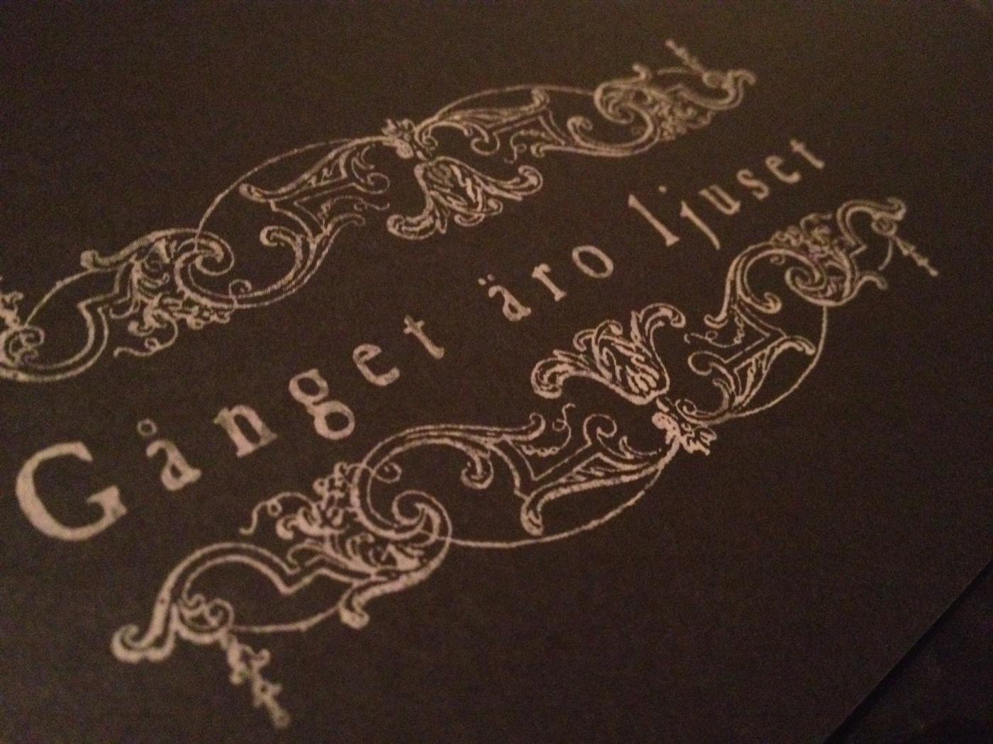 Booklet detail