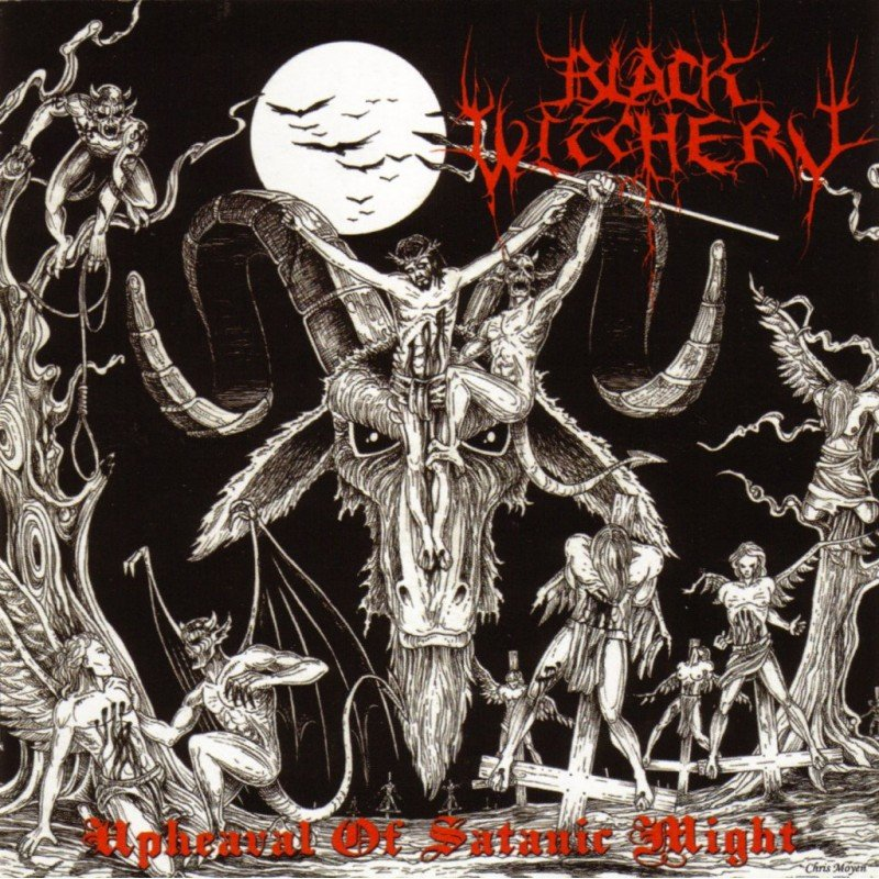 BLACK-WITCHERY