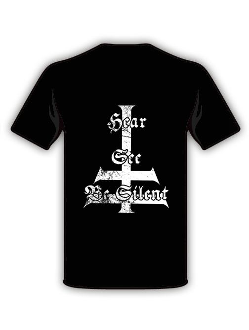 1_Tshirt_Hear_See_be_silent_BACK