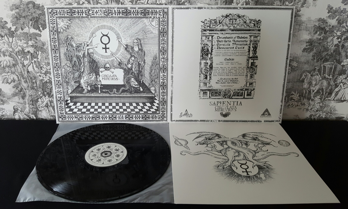 Regular edition: Black vinyl