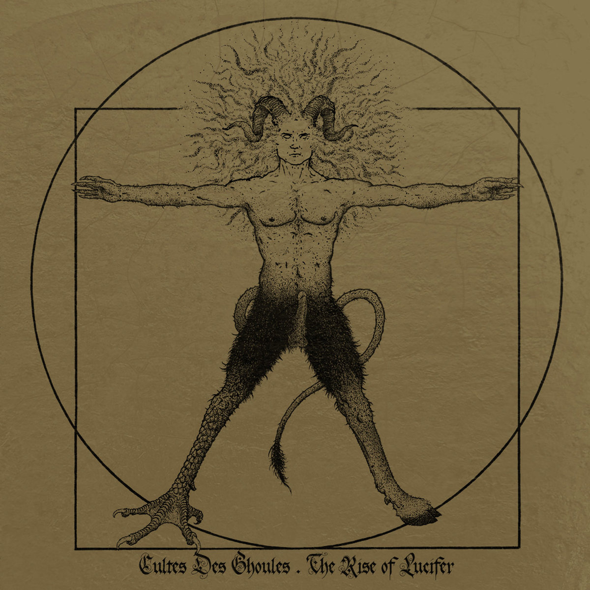 CULTES DES GHOULES - Rise Of Lucifer
