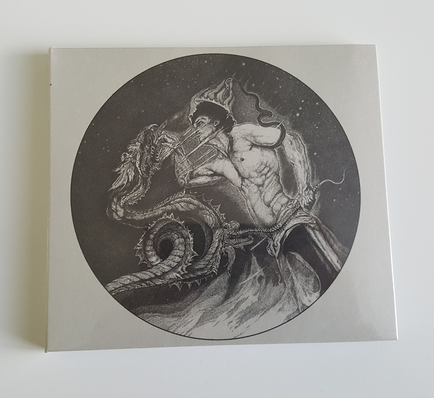Digipak CD