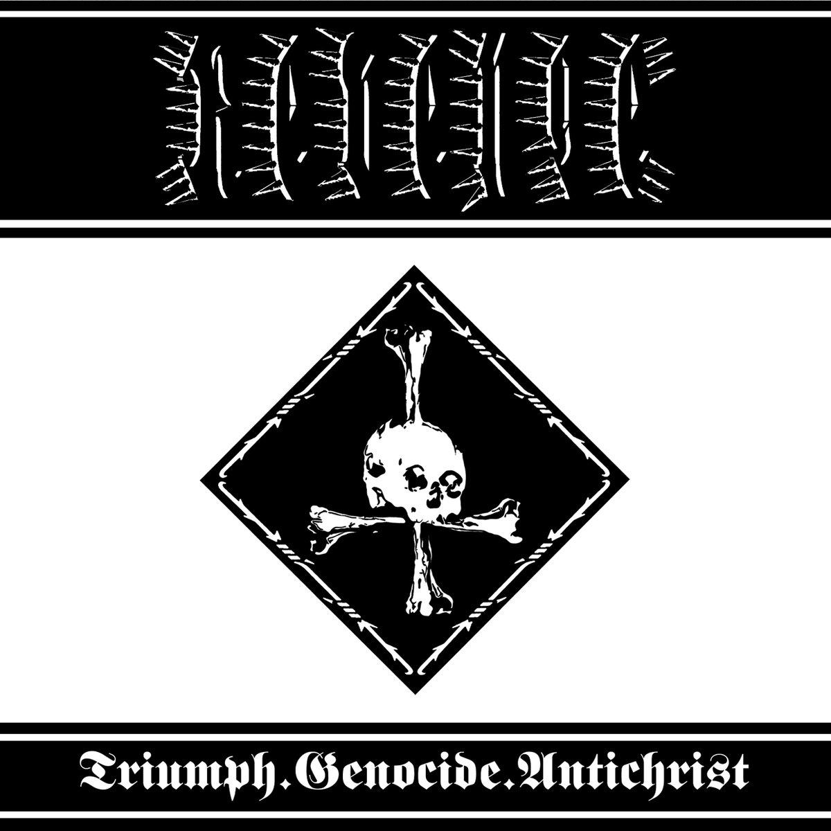 REVENGE - Triumph.Genocide.Antichrist