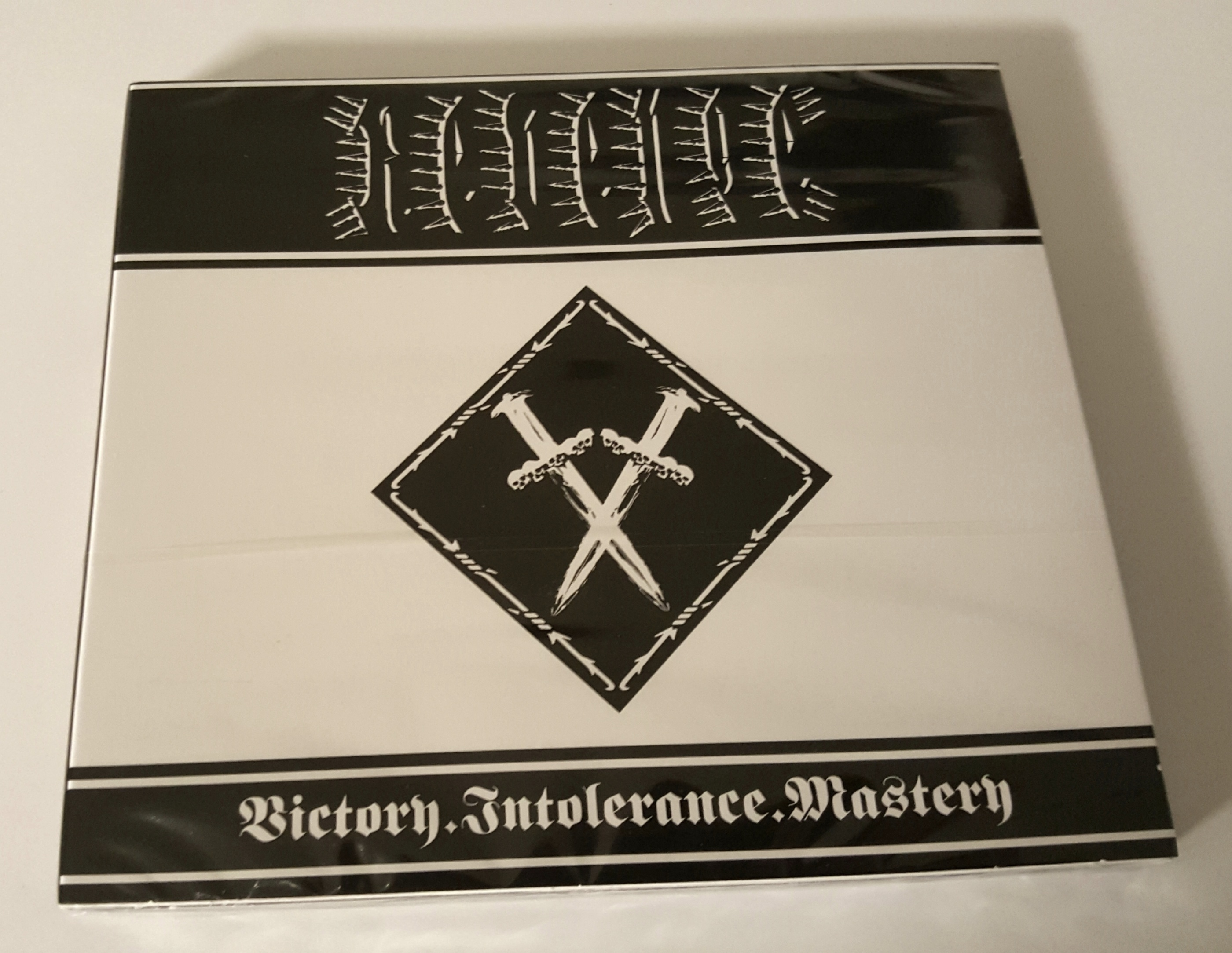 REVENGE - Victory. Intolerance. Mastery