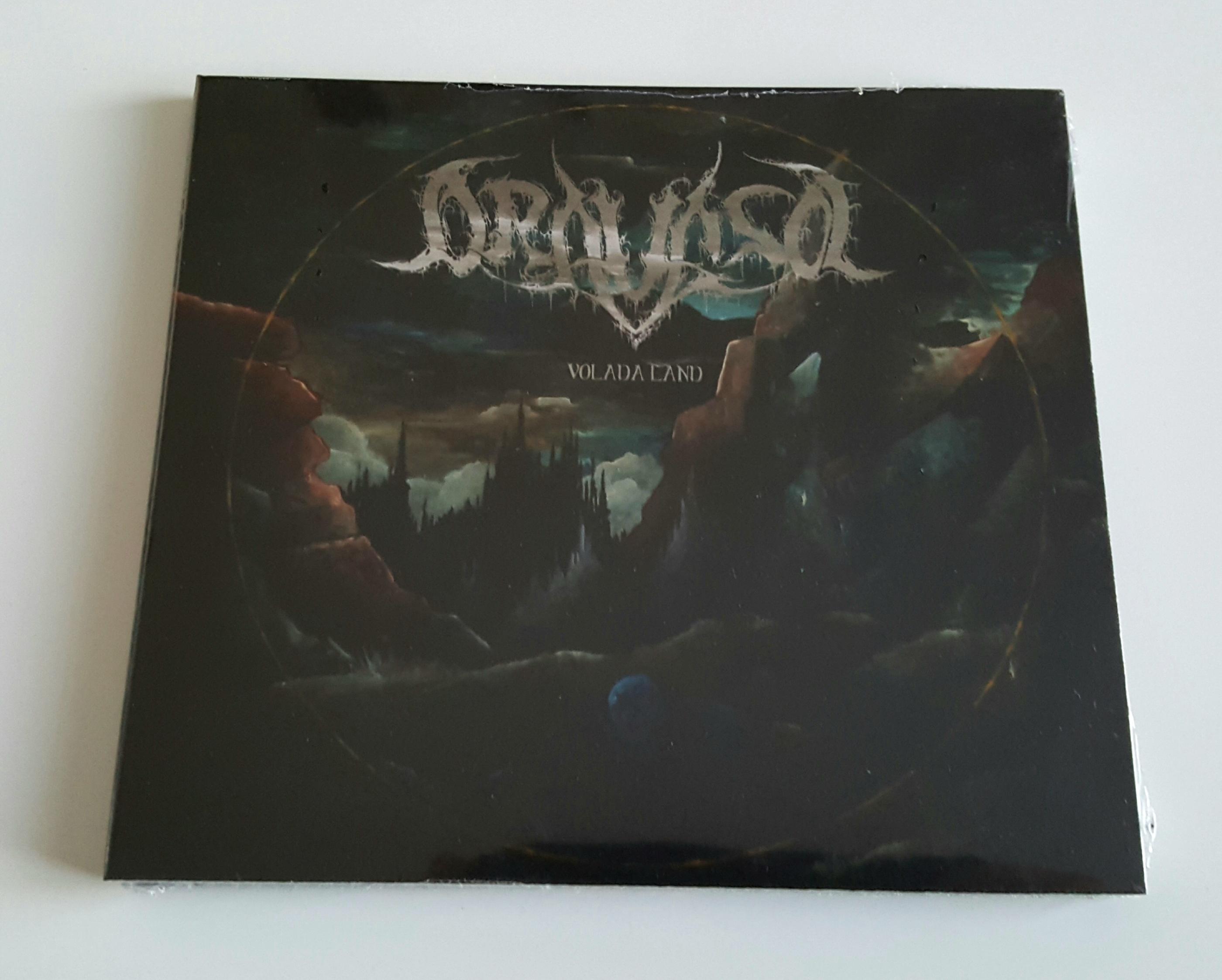 DRAUGSÓL - Volaða Land – DIGIPAK CD